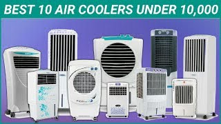 Top 10 Best Air Coolers Under 10000 In India With Price In 2018
