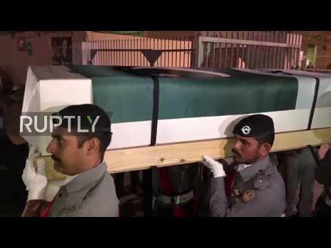 Pakistan: Karachi girl killed in Santa Fe school shooting arrives home