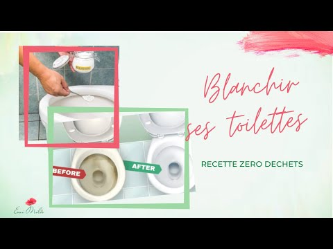 astuce colo et ultra efficace pour blanchir et d tartrer ses toilettes youtube. Black Bedroom Furniture Sets. Home Design Ideas