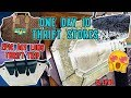 ONE DAY 10 THRIFT STORES | EPIC DAY LONG THRIFT TRIP | THRIFT VLOG S2.E40