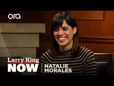 Why Natalie Morales decided it was important to come out as queer  Larry King Now  Ora.TV