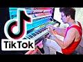TikTok Songs on PIANO видео