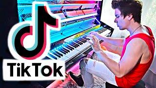 TikTok Songs on PIANO