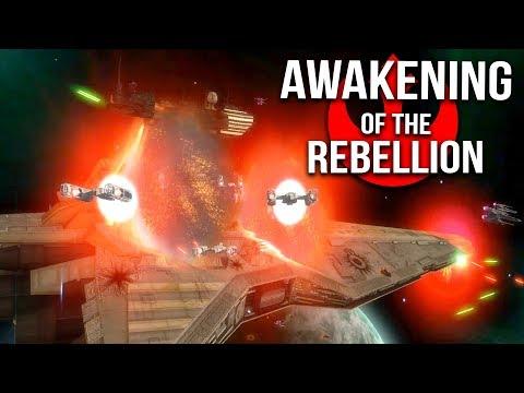 Star Wars - The Battle for Bothawui -  (Awakening of the Rebellion) Ep 4