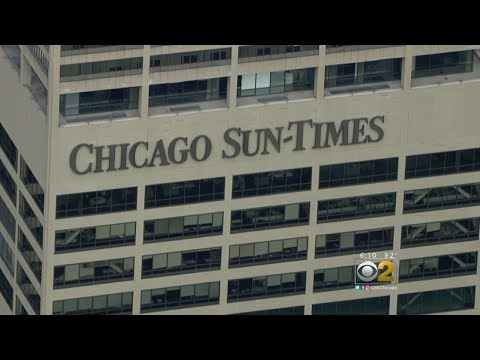 New Owners Of Chicago Sun-Times Discuss Newpaper's Plans For The Future