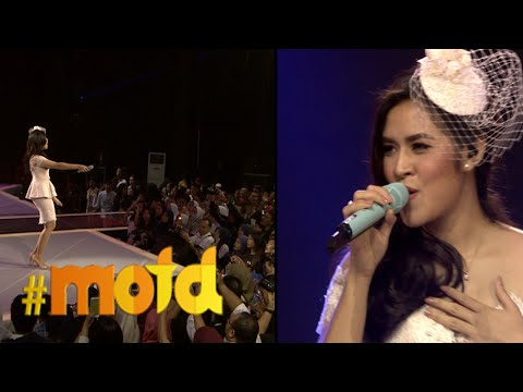 Raisa 'Could It Be' Nyanyi Bareng Penonton MOTD 15 Feb 2016