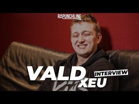 Vald parle de la drogue, la mort, l'amitié, le rap game...