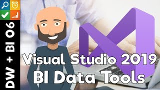visual Studio 2019 - BI Data Tools (SSDT)  - Curso Data Warehouse  Business Intelligence