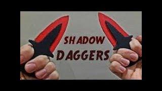 Shadow Daggers Yapımı [CS-GO]