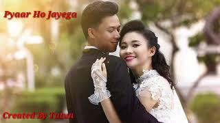 Is Pyar Se Meri Taraf Na Dekho With Lyrics   Kumar Sanu   Alka Yagnik  Chamatkar