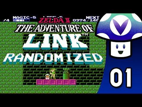 [Vinesauce] Vinny - Zelda II: Randomized + Art!