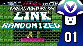 [Vinesauce] Vinny - Zelda II: Randomized (part 1) + Art!