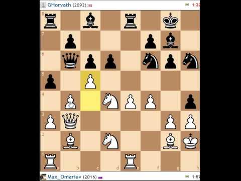 Блиц шахматы -  Гуру позиционной игры, в кавычках