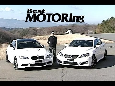 Best Motoring Bmw M3 Vs Lexus Is F Battle And An Rwd Cars Rus