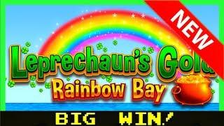 🍀🍀NEW SLOT MACHINE! 🍀🍀 Leprechaun's Gold Slot Machine JACKPOT W/ SDGuy1234