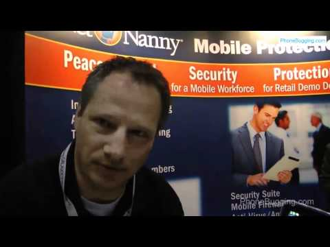 Net Nanny Android Parental Control Video Review