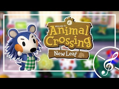 Animal Crossing: Able Sisters Theme Remix