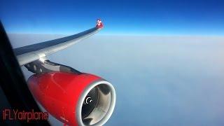 Extended Version Thai AirAsia X XJ600 20JUNE2015 Bangkok to Tokyo A330-343X HS-XTC