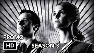 The Americans Season 3 First Promo (HD) NEW FOOTAGE