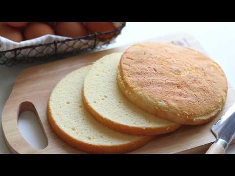 別立て*スポンジケーキの作り方 メレンゲの解説あり|HidaMari Cooking