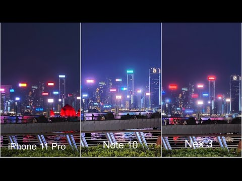 Iphone 11 Pro Review Major Camera And