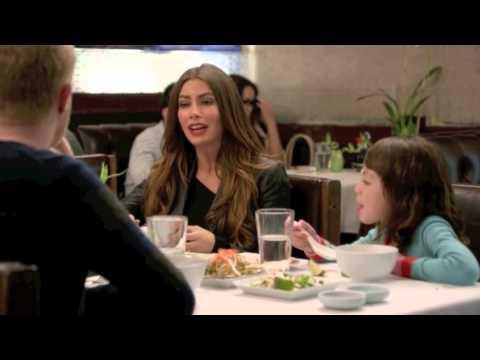 Modern Family-Restaurant Scene