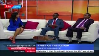 Morning Express: The state of the Nation, 3rd September, 2015