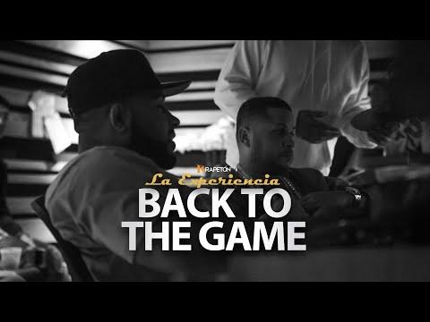 """Tempo - La Experiencia """"Back To The Game"""" (ep-1/3)"""