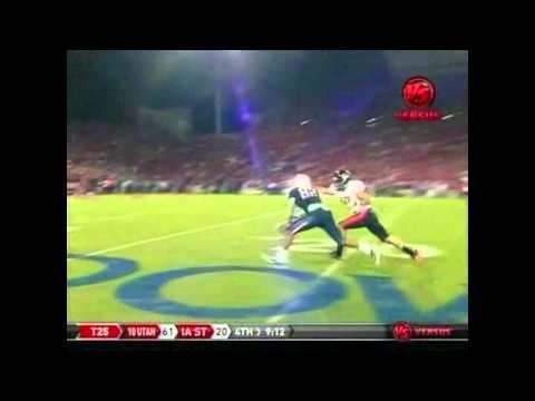WR Juron Criner NFL Draft Analysis - 2010 Season