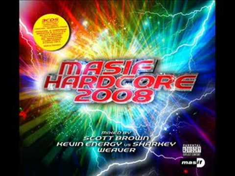 Scott Brown - Masif Hardcore 2008