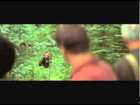 "Giant bear from ""The Edge"" movie"