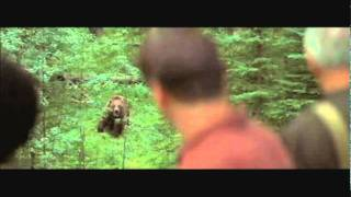 """Giant Bear From """"The Edge"""" Movie"""