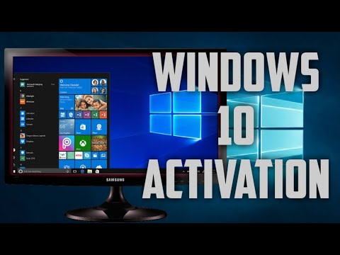 How To Activate Windows 10 Without Any Key | 2019 100% Woks |
