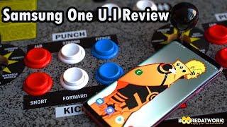 Samsung  One U.I Review: Galaxy S10 OS