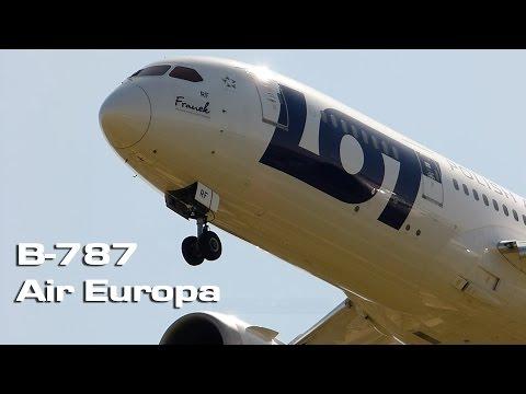 Boeing 787 Dreamliner Air Europa