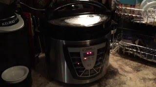 Power Pressure Cooker XL - RV living! (BBQ Ribs)