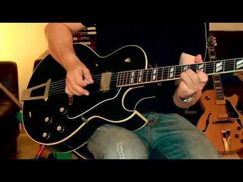 2002 Gibson ES-175 aged, Part3