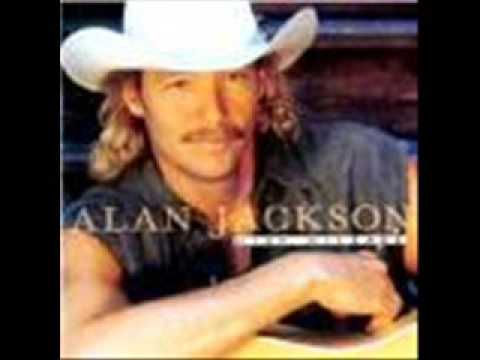 Alan Jackson. Hole in the wall