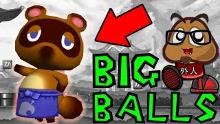 Game Exchange: Animal Crossing New Leaf has some BALLS!