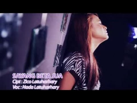 NADA LATUHARHARY - SAYANG BETA JUA 2 (Official Music Video)