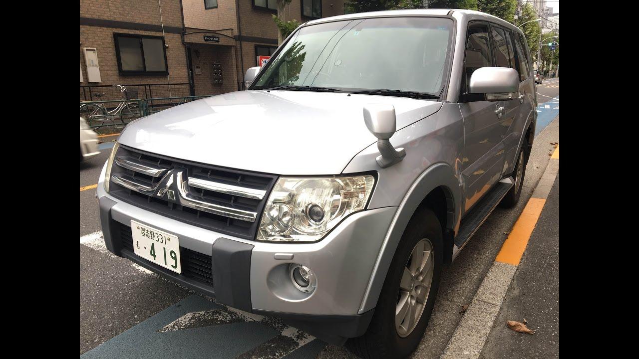 Wspaniały 2007 Mitsubishi Pajero Long Exceed - Great 4WD - YouTube EO02