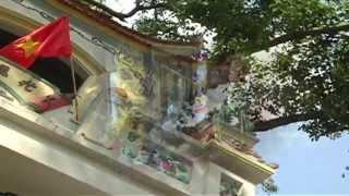 Thanh Dong Vu Thi Thu Huong Gia Chau Be