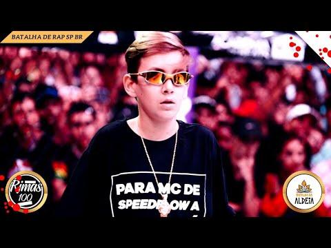 A MELHOR Rima Do TAVIN CONTRA Cada Mc 😏!!! | BATALHA DE RAP