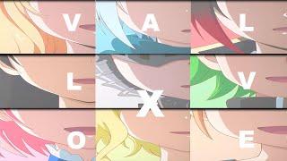 VAL X LOVE ENDING VERSIONS