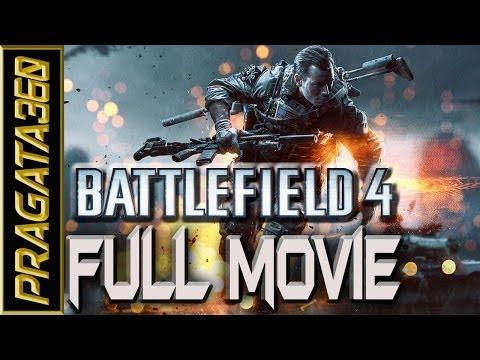 Battlefield 4 I Full Movie I Campaign Walkthrough I PC Max settings 1080p HD