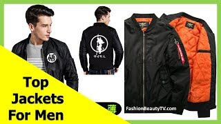 Top 50 best cheap jackets for men S5