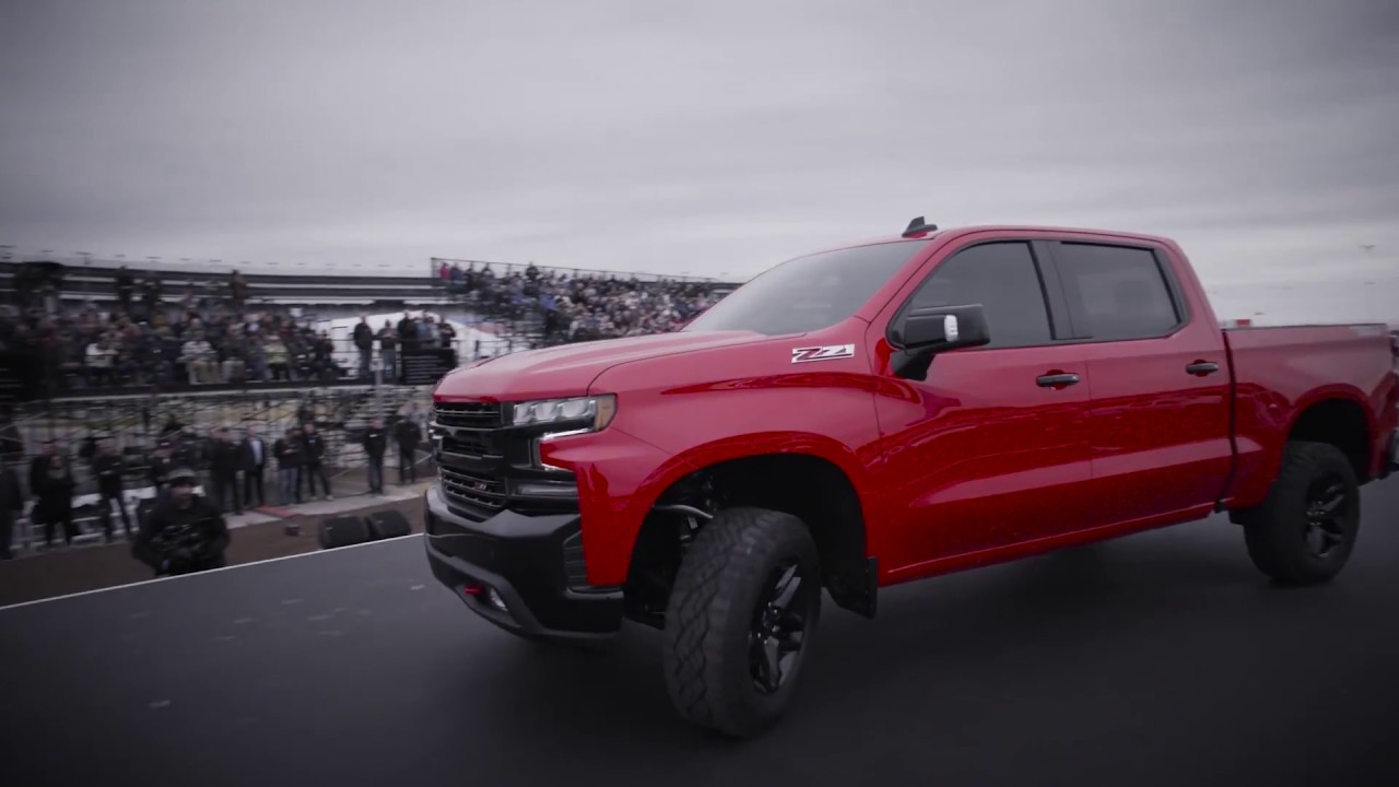 2019 Silverado Reveal | Chevrolet Canada - YouTube