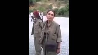 """PKK'lı Kadının """"Açılım"""" İle İlgili Söyledikleri"""
