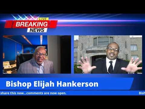 """Download """"Major Announcement,"""" Bishop Elijah Hankerson III Interviewed by Dr. Steve Harris"""