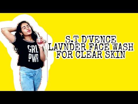 st'devence-lavender-face-wash-honest-review